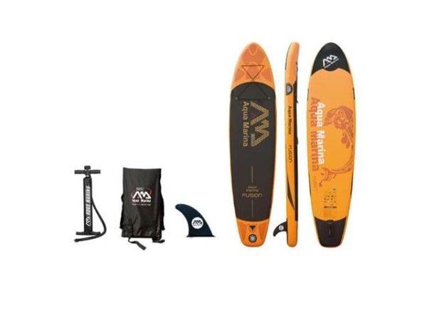 "Надувная доска Aqua Marina Fusion Orange 10'10"""