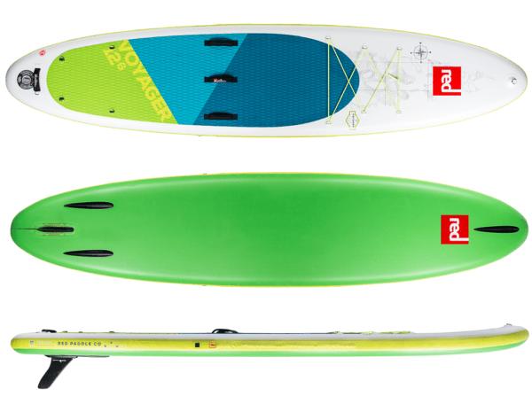 Надувная доска Red Paddle 12'6 VOYAGER RSS 2018