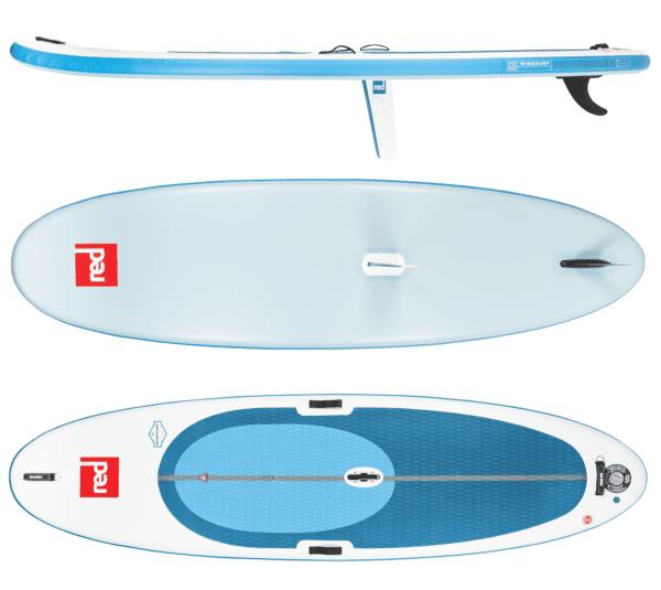 """Надувная доска Red Paddle 10'7"""" WINDSURF 2018"""
