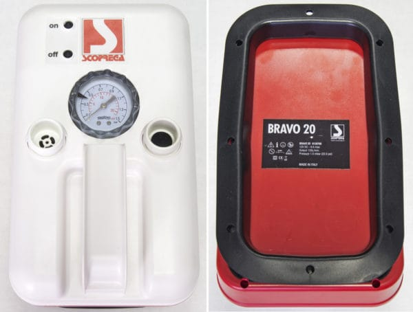 Насос для сап BRAVO 20